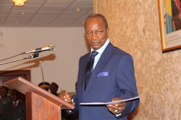 Guinée : Grogne au sein du parti du Président Condé