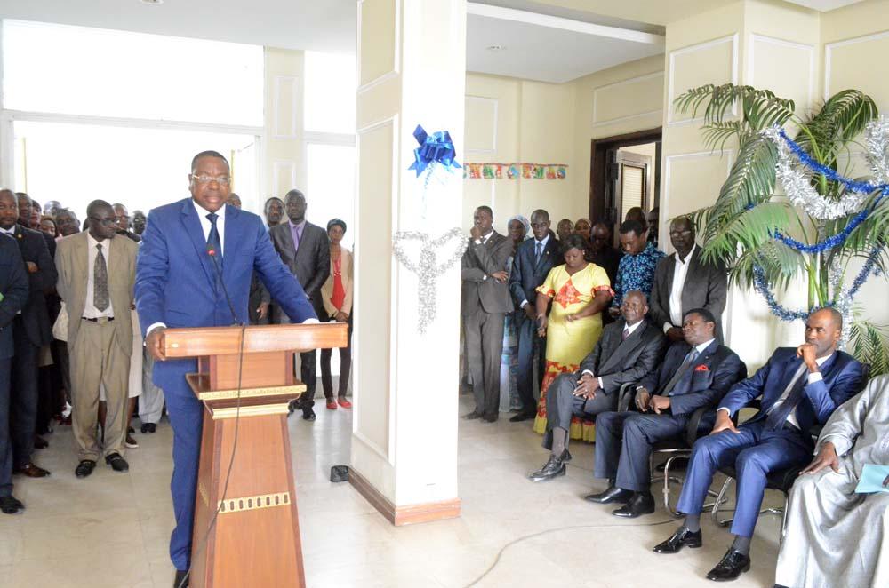 """Présentation de vœux de nouvel An: Mankeur Ndiaye liste ses succès diplomatiques et réaffirme """"le soutien total du Sénégal à Ryad"""""""
