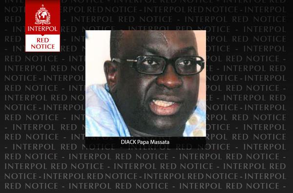 Corruption  à l'IAAF: Un avis de recherche international lancé par Interpol contre Papa Massata Diack