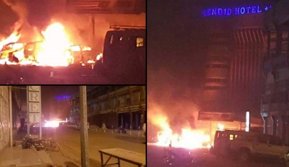Burkina Faso: au moins 20 morts dans une attaque terroriste à Ouagadougou, un assaut est en cours