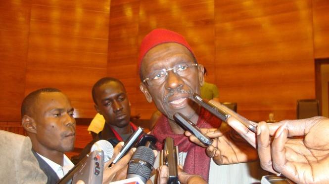 """Doudou Wade écrit à Macky Sall: """"Monsieur le Président de la République, « votre » projet de révision de la constitution"""""""
