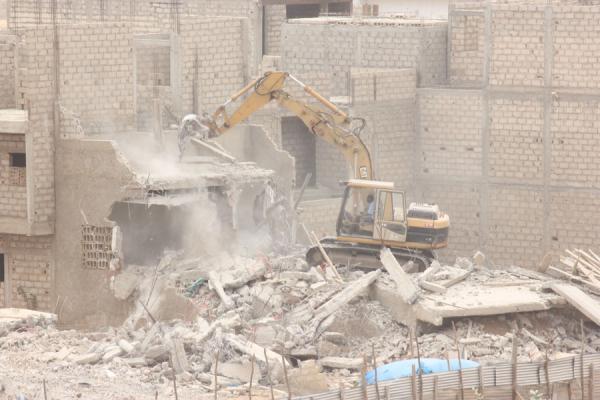 Dégâts collatéraux de la destruction de 403 maisons à la Cité Tobago : Des victimes sombrent dans la folie