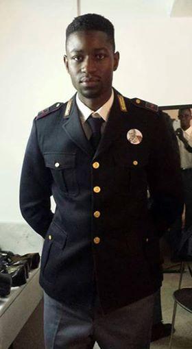 Fait inédit qui fâche en Italie : Le Sénégalais El Hadji Guèye, un Noir devenu policier italien