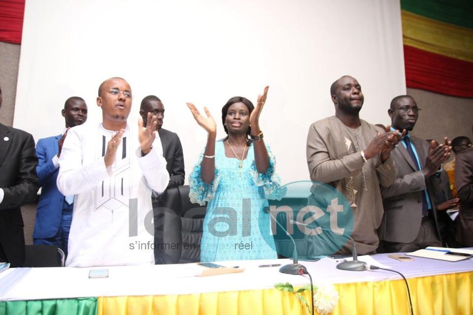 Projet de réforme des insitutions : A la place du « wax waxeet », les jeunes de l'Apr décrètent le « wax jëf »
