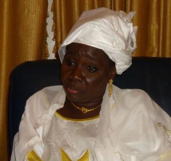 Seynabou Wade, députée: « Karim Wade est pris en otage de même que Oumar Sarr »