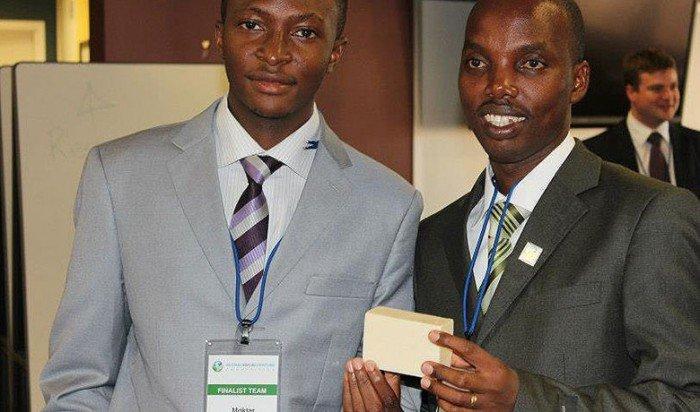 Deux étudiants inventent un savon qui pourrait sauver des millions de vies en quelques années seulement. LA bonne nouvelle du jour !
