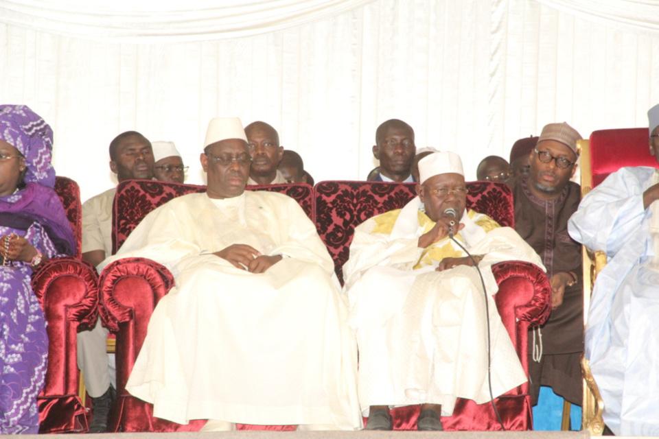 """Al Amine pousse encore Macky au """"wax waxeet"""" : """"Une promesse électorale ne saurait prévaloir sur le serment de respecter la Constitution"""""""