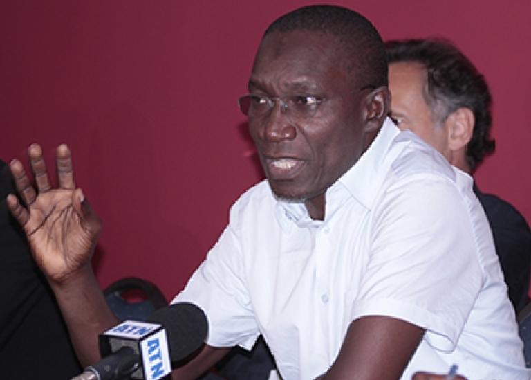 Offense au chef de l'Etat : 3 mois avec sursis requis contre El Hadj Amadou Sall