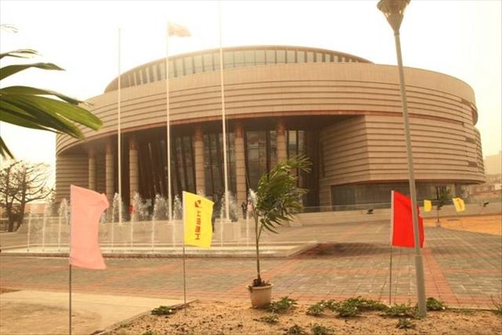 Musée des civilisations noires de Dakar : Les clés de l'édifice remises au ministre de la Culture