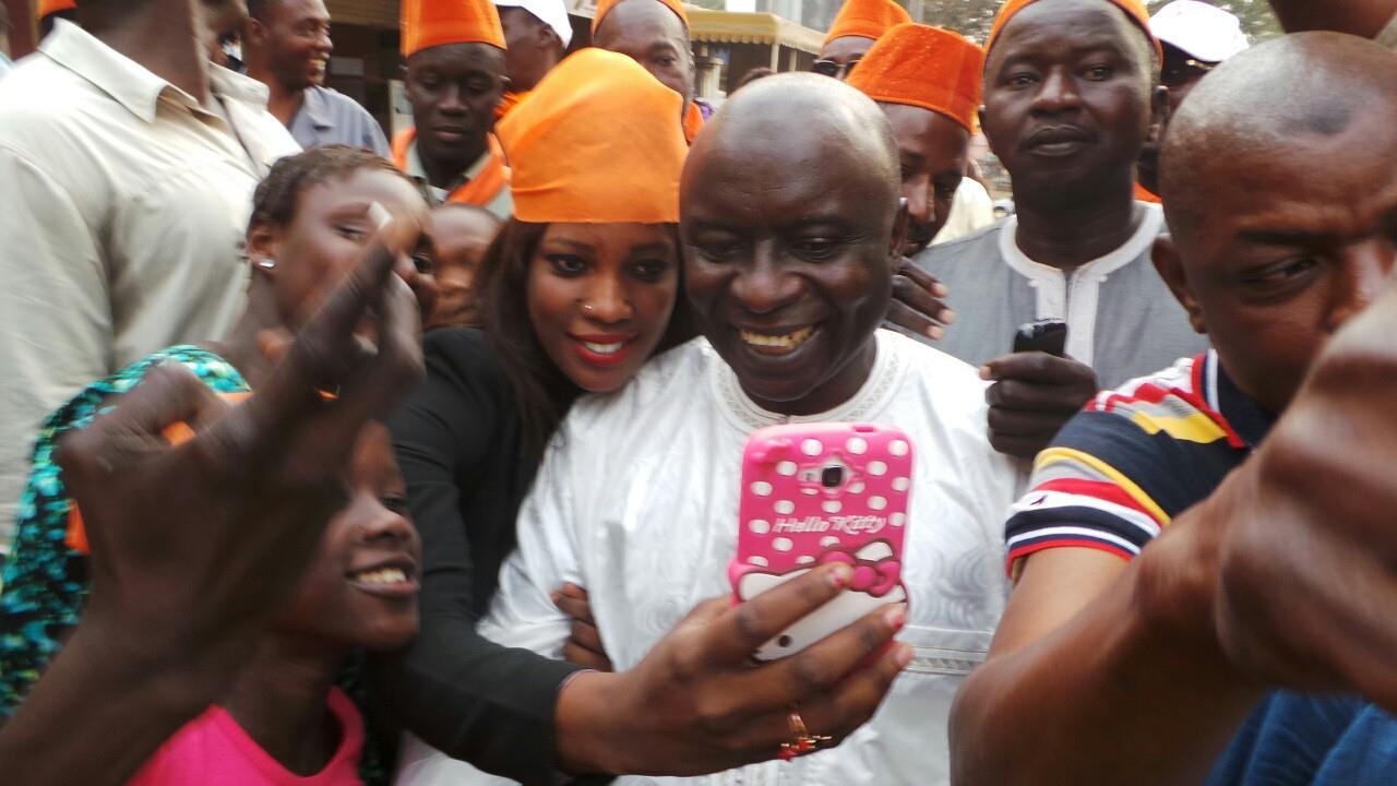 Serigne Sidy Mbacké Alkhourane porte son choix sur Idrissa Seck