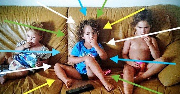 Voici pourquoi être l'enfant 'du milieu' est plein d'avantages ! N'écoutez pas les rumeurs, ce sont les meilleurs !