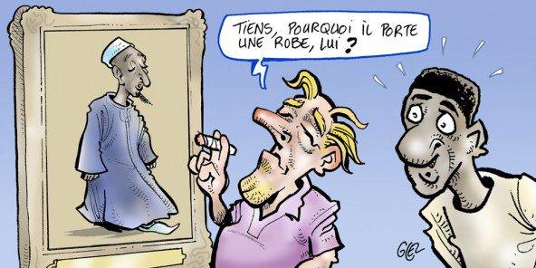 Publication d'une photo caricaturale de Serigne Touba: Jeuneafrique se rectifie et présente ses excuses