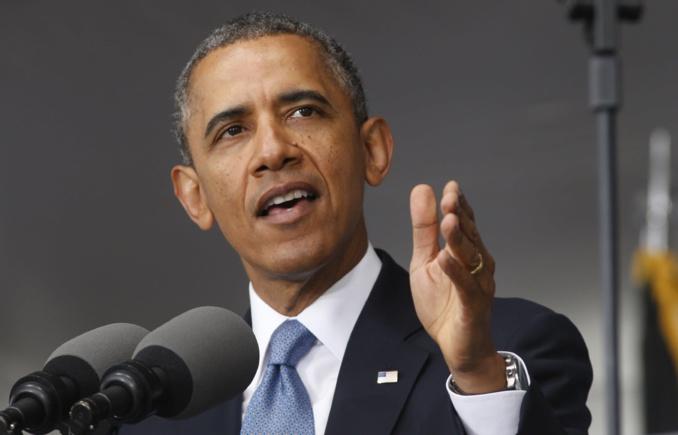 Obama prêt à traquer les djihadistes de l'EI jusqu'en Libye