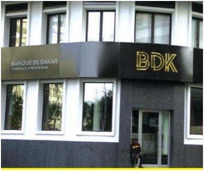 Banque de Dakar : la nouvelle direction entre en fonction
