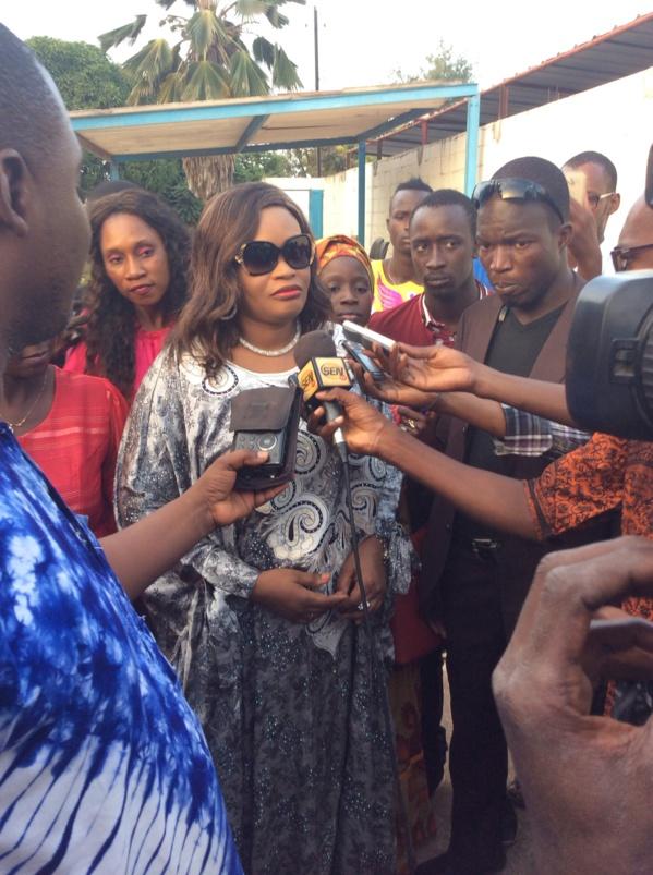 Requête - Le Ministre Fatou Tambédou plaide la départementalisation de Keur Massar