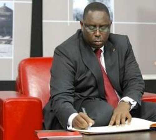 Projet de révision constitutionnelle : Cet article de Macky qui dérange Touba