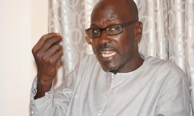 """Seydou Guèye, porte parole de l'Apr : """"Je ne connais qu'un seul Karim, il ne se cache pas derrière un Groupe de travail..."""""""
