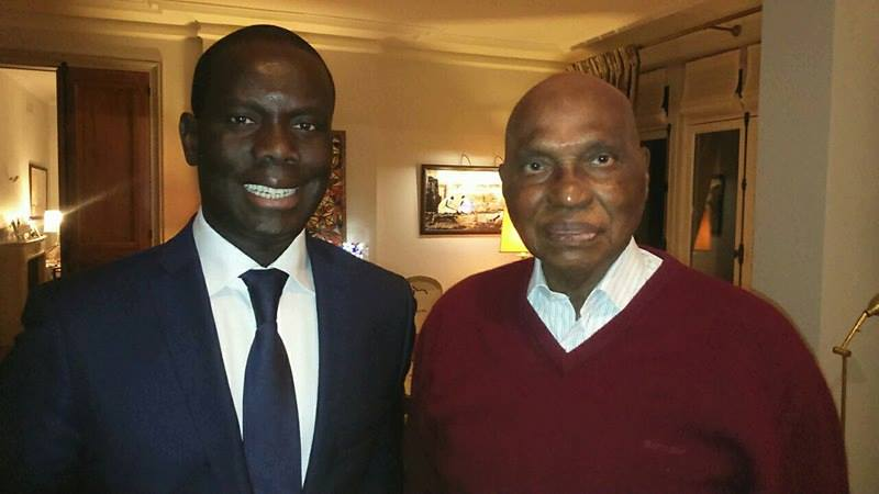 Audience à Versailles : Ce que Me Abdoulaye Wade et Malick Gackou se sont dit