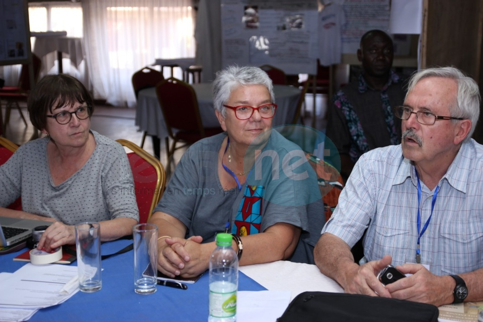 La cérémonie de clôture des rencontres franco africaine sur l'éducation ( En images)