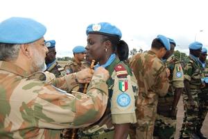 Réduction des effectifs de l'Onuci : Le contingent sénégalais épargné