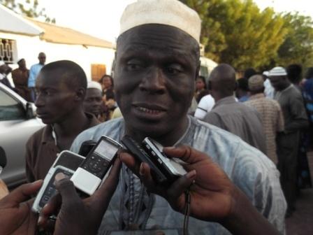 """Mame Ballo Lô, député-maire de Tambacounda : """"Les propos de Me Sidiki Kaba sur l'homosexualité n'engagent que lui"""""""