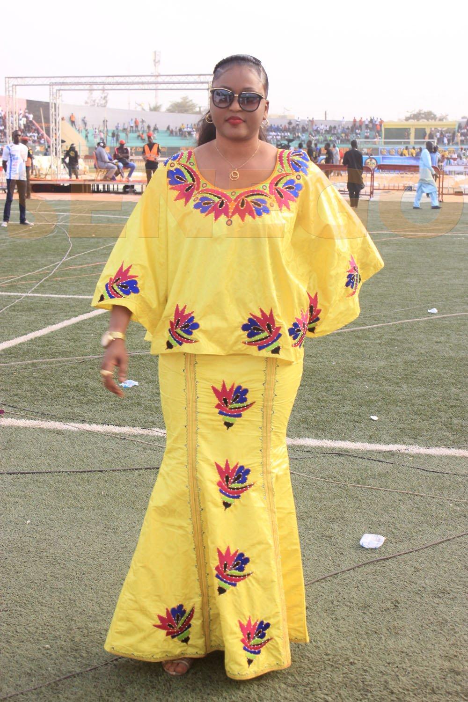 Alima Ndione, la nouvelle Lionne de la bande Fm.