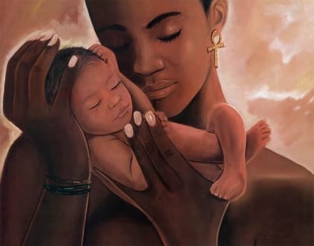 [Video] Regardez cet amour sincère entre cet enfant et sa maman malade !
