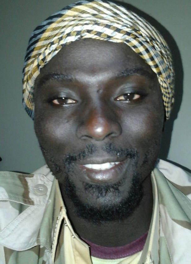 Abdourahmane Mendy, un des jihadistes sénégalais en Lybie