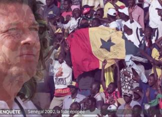 Le quotidien sportif français, L'Equipe sort un documentaire vidéo sur les Lions de 2002