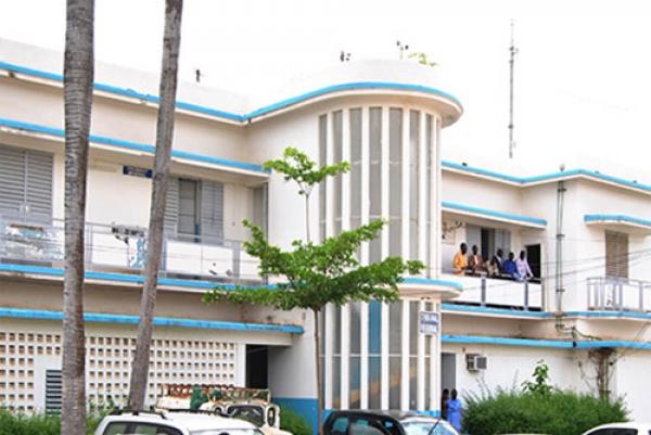 Tribunal de grande instance de Diourbel : Le ruissellement de l'eau de la fosse renvoie les audiences correctionnelles