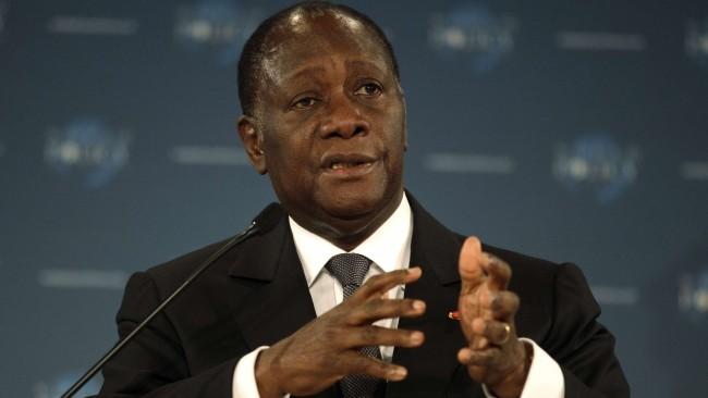 Alassane Ouattara à Paris : « Je n'enverrai plus d'Ivoiriens à la CPI»