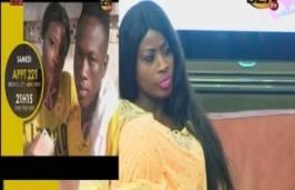 "Lutte: Le ""beau gars"" de la danseuse Ndèye Guèye signe son baptême du feu"