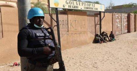 Aqmi revendique l'attaque contre la base de l'ONU au Mali