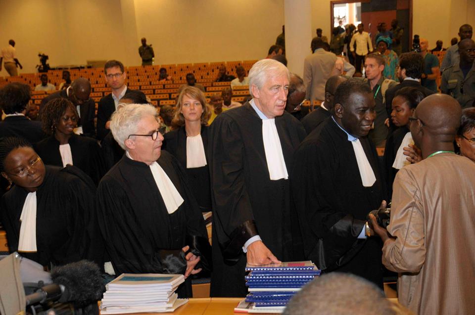 """Me Philippe Houssine à Habré:  """"Lorsque l'on dit en matière pénale que je ne suis pas seul, on se culpabilise"""""""