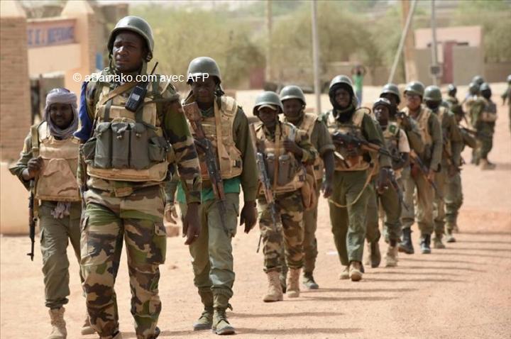 """Sortie de crise : """"Des discussions en cours"""" pour le retour de l'armée à Kidal"""