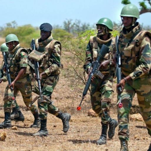 Bignona: Un militaire blessé au cours d'un accrochage avec des rebelles