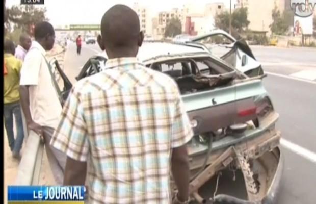 Lendemain du tragique accident sur l'autoroute : Le chauffeur fuyard s'est rendu à la police