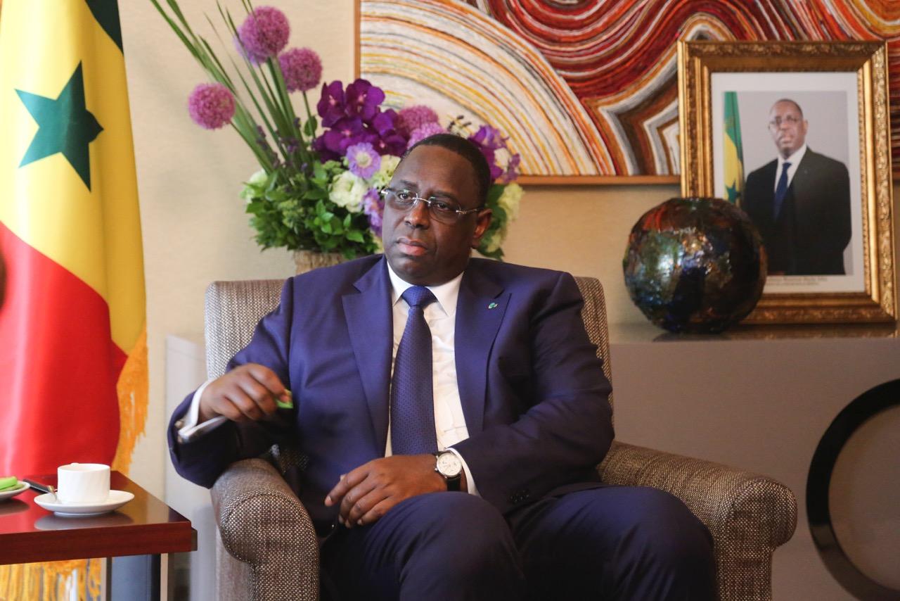 Traitement de l'information sur le terrorisme : Le Président Macky Sall brocarde les médias internationaux
