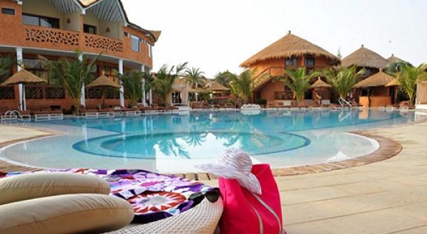 Rapport sur la qualité des hôtels : Le Lamantin Beach leader à Saly ( Le quotidien)
