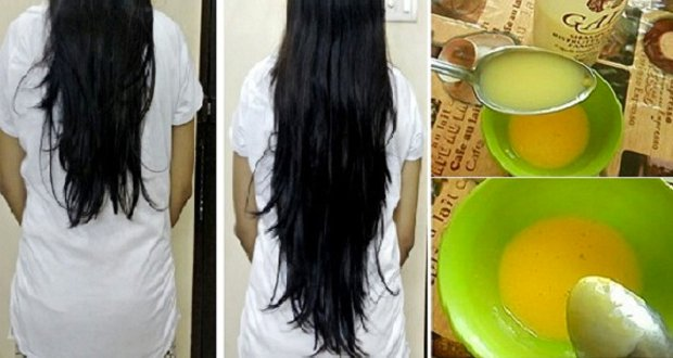 Le masque pour le renforcement et la croissance des cheveu avec la liqueur du poivre