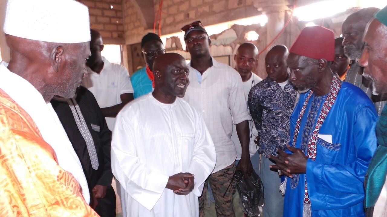 """Idrissa Seck ouvre le feu sur  Macky Sall: """"À l'incompétence qui lui été reconnu, il vient d'ajouter le déshonneur"""""""