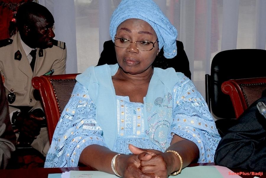 Maintient du septennat : Les femmes de l'Apr en phase avec Macky Sall