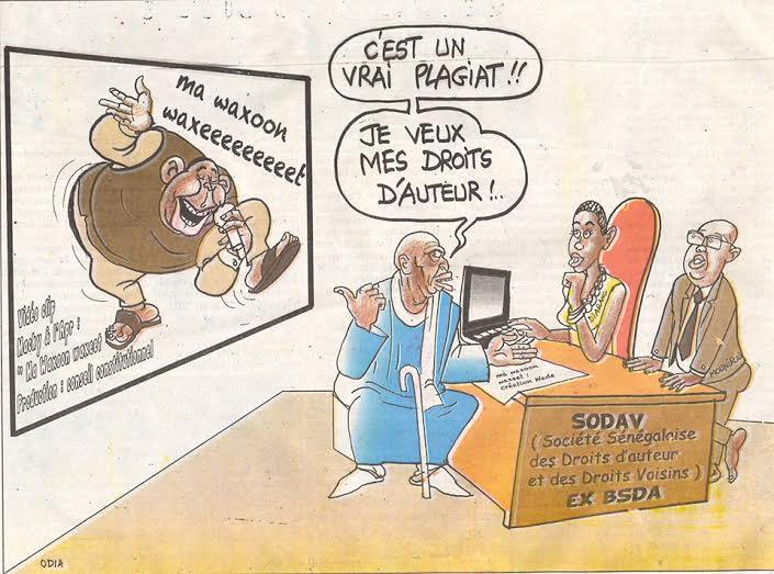 Le Wax Waxét Mackié – Par Moustapha Mbaye