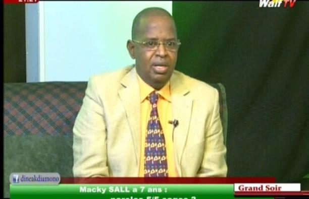 Vidéo - Discours du Président Sall : Voici la réaction de Sidy Lamine Niasse