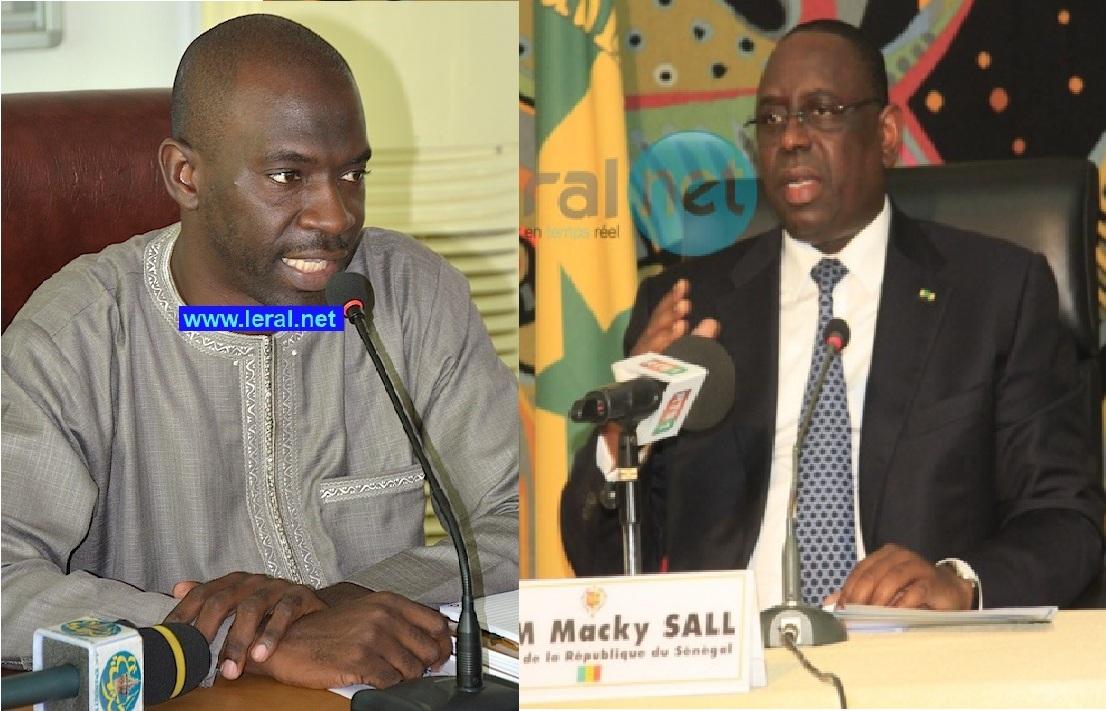 """La lettre de Tounkara à Macky Sall :  """"Monsieur le Président de la République, vous avez perdu mon vote"""""""