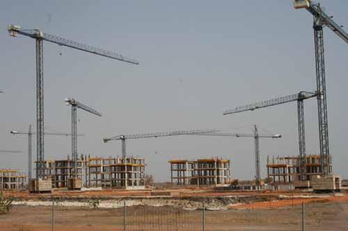 Effondrement au parc industriel de Diamniadio : L'origine du drame expliquée par les ouvriers