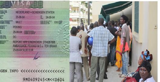 L'ambassade des Pays-Bas à Dakar change la procédure de dépôt de visa