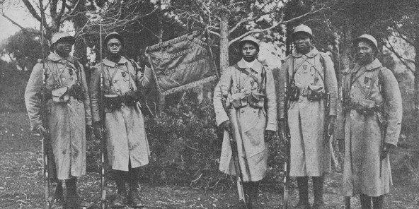 Ce jour-là : il y a cent ans débutait la bataille de Verdun, tombeau de milliers d'Africains