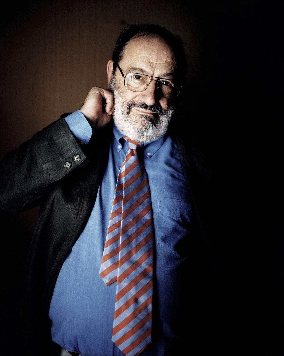 Mort de l'écrivain italien Umberto Eco, auteur du «Nom de la Rose»