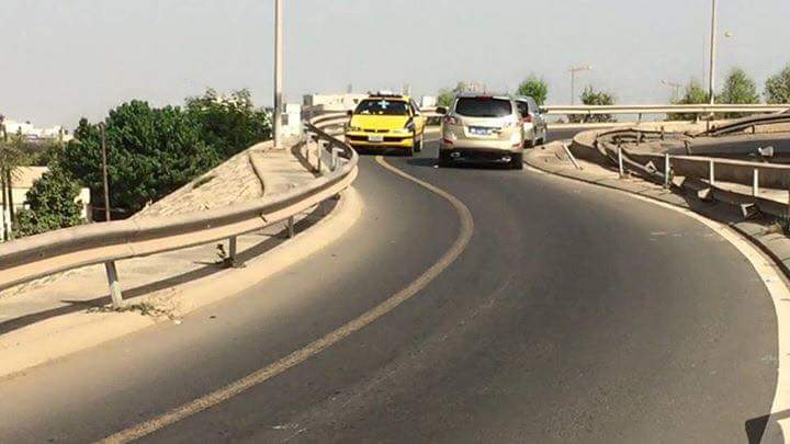 Les voici en photos ceux qui ont pris un contre sens pour éviter les embouteillages. Vraiment honteux pour le Sénégal !